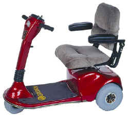 Golden Companion II 3 Wheel Electric Scooter Special discounted Sale Price