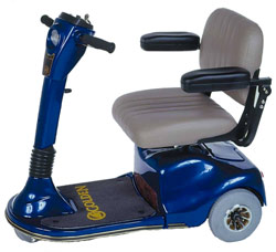 Golden Companion I 3 Wheel Electric Scooter Special discounted Sale Price