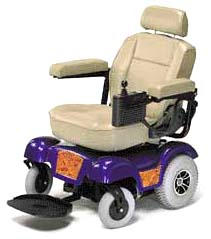Special Offer on Alante Powerchair